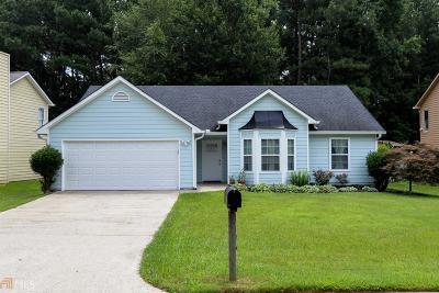 Fulton County Single Family Home New: 4835 Camberbridge