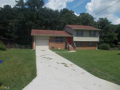 Conyers GA Single Family Home New: $140,000
