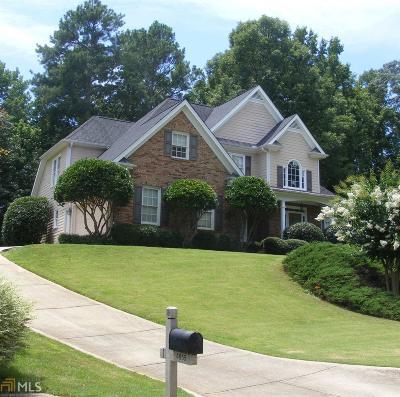 Douglasville Single Family Home For Sale: 4855 Winterview Ln