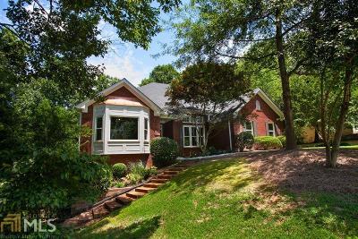 Gwinnett County Single Family Home New: 5315 Overbend Trl