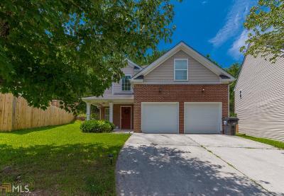 Fairburn Single Family Home New: 210 Nowell