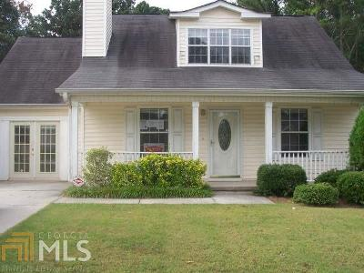 Clayton County Single Family Home New: 721 Hynds Springs Dr