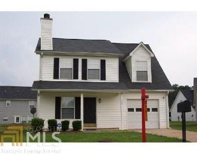 Clayton County Single Family Home New: 9357 Sleepy Hollow Ln
