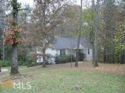 Clayton County Single Family Home New: 6698 Fielder Rd