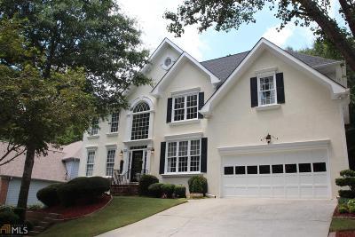Gwinnett County Single Family Home New: 2195 Bentbrooke Trail #118