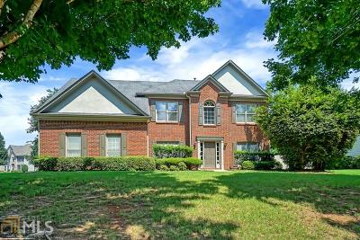 Johns Creek Single Family Home New: 11035 Regal Forest