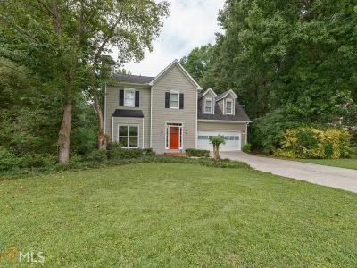 Gwinnett County Single Family Home New: 2315 Springer Walk