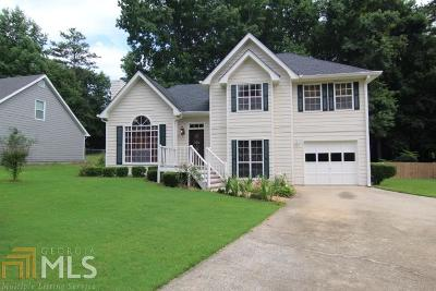 Gwinnett County Single Family Home New: 3527 Chinaberry Ln