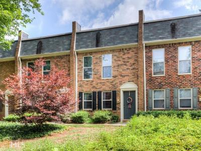 Fulton County Condo/Townhouse New: 165 N River Dr #B