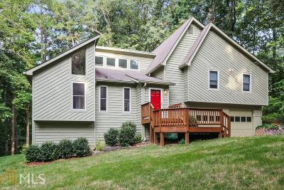 Cobb County Single Family Home New: 4369 Stockton Ct