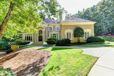 Alpharetta Single Family Home New: 1025 Downing Street