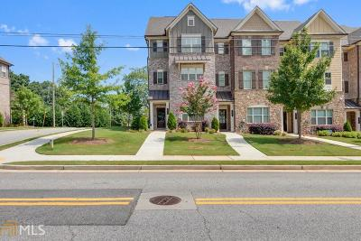 Cobb County Condo/Townhouse New: 1373 Hawthorne Ave