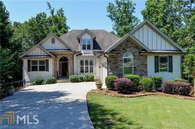 Flowery Branch  Single Family Home New: 7087 Valley Forge Dr