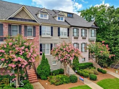 Cobb County Condo/Townhouse New: 1233 Concord Road