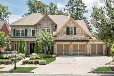 Milton Single Family Home New: 2167 McFarlin