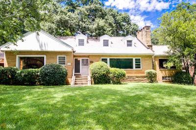 Atlanta Single Family Home New: 1385 Martin Luther King Jr Dr