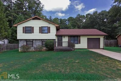 Conyers GA Single Family Home New: $129,900