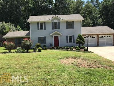 Cobb County Single Family Home New: 2463 Zachary Woods Drive