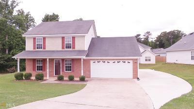 Clayton County Single Family Home New: 10943 Cimmaron Court