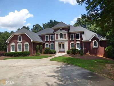 McDonough Single Family Home For Sale: 347 Broadmoor Way