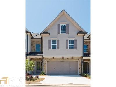 Cobb County Condo/Townhouse New: 1244 Hightower Crossing