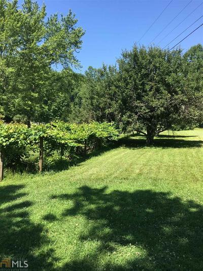 Rabun County Single Family Home For Sale: 59 Frederickburg