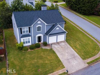 Gwinnett County Single Family Home New: 2800 White Blossom Lane