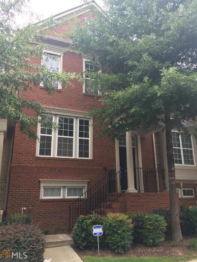 Atlanta Condo/Townhouse New: 2192 Weldonberry Drive