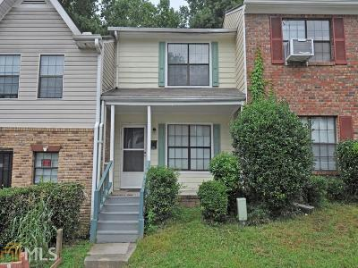 Cobb County Condo/Townhouse New: 6936 Oakhill Circle