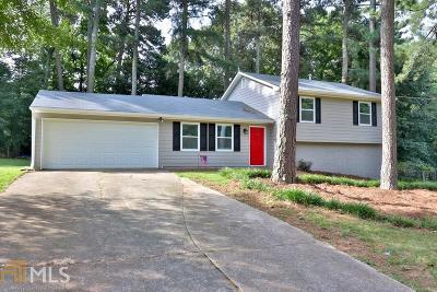 Gwinnett County Single Family Home New: 2522 Augustus Drive