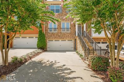 Fulton County Condo/Townhouse New: 2014 Manchester Way