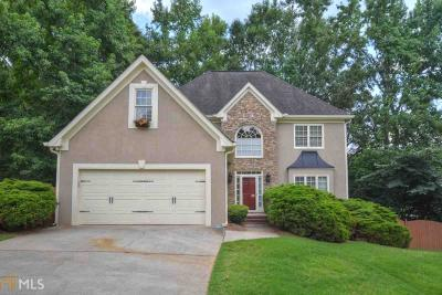 Gwinnett County Single Family Home New: 3622 Tree View Dr
