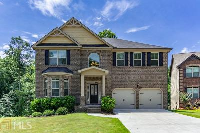 Cobb County Single Family Home New: 5365 Jones Reserve Walk