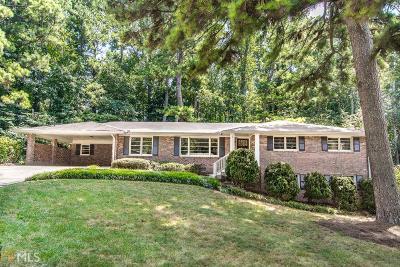 Dekalb County Single Family Home New: 2269 Chrysler Terrace