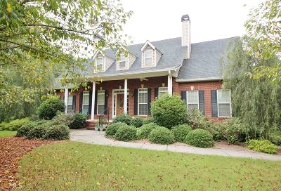 Butts County Single Family Home Under Contract: 396 Harbour Shores Dr