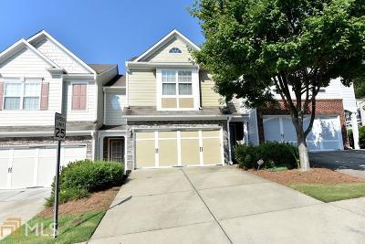 Gwinnett County Condo/Townhouse New: 943 Pierce Brennen Drive