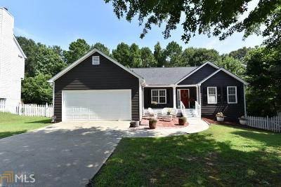 Gwinnett County Single Family Home New: 965 Riverside Walk Xing