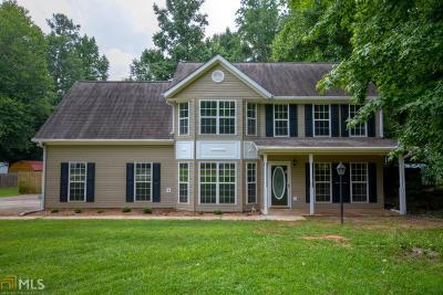 Newnan Single Family Home New: 53 Rayner Dr