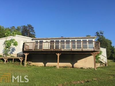 Milledgeville, Sparta, Eatonton Single Family Home New: 104 Forest Hill Dr