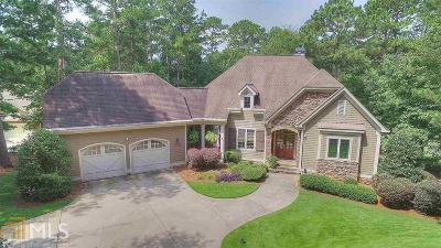 Greensboro Single Family Home For Sale: 1341 Planters Trl