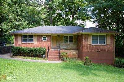 East Point Single Family Home New: 2505 N Clark Dr