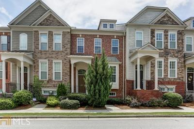 Cobb County Condo/Townhouse New: 2431 Natoma Court