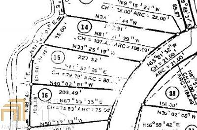 Monticello Residential Lots & Land For Sale: Starling Dr #lot 15