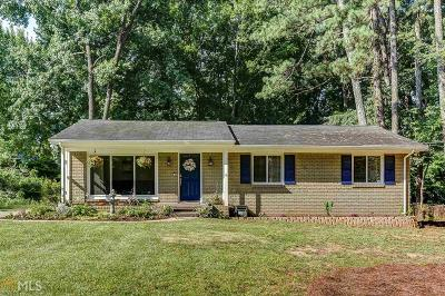Dekalb County Single Family Home New: 2781 Homeland Dr