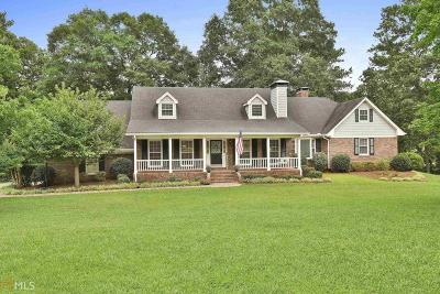 Fayetteville Single Family Home Under Contract: 250 Sandy Lake Cir