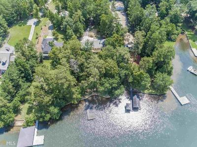 Milledgeville Single Family Home New: 134 Lands Drive