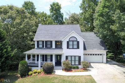 Flowery Branch  Single Family Home New: 6220 Germantown Drive