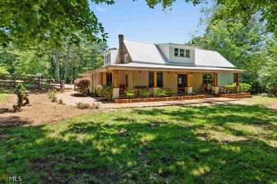 Milton Single Family Home Under Contract: 13655 Bethany Rd