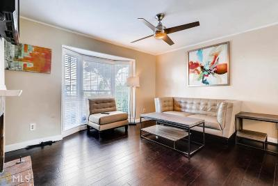 Atlanta Condo/Townhouse New: 136 Peachtree Memorial #CT- 5
