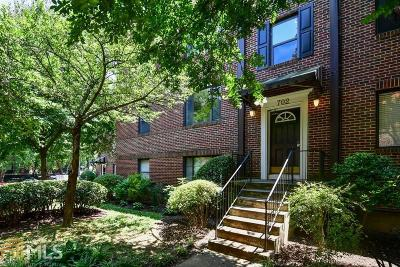 Atlanta Condo/Townhouse New: 702 Argonne Avenue NE #3